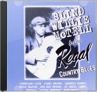 The Regal Country Blues (2-CD)