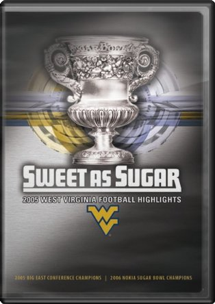 2005 West Virginia Football Highlights