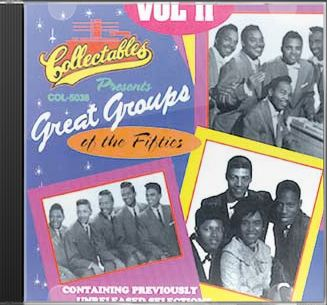 Great Groups of The Fifties, Volume 2