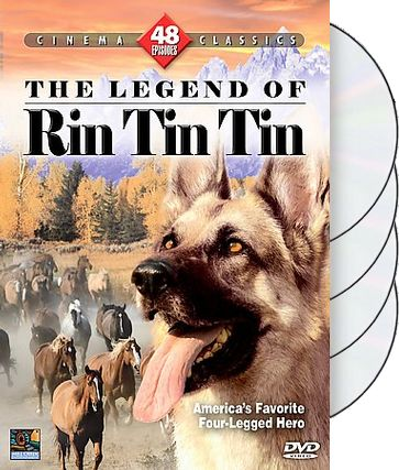 The Legend of Rin Tin Tin (The Adventures Of Rex