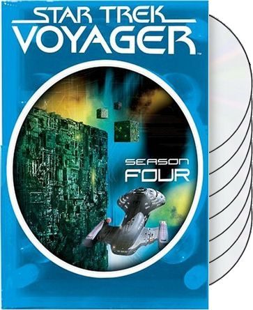 Voyager - Complete 4th Season (7-DVD)
