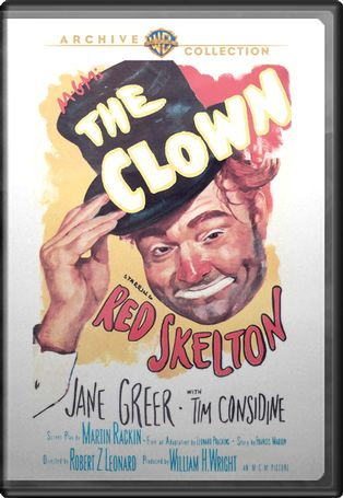 The Clown (Full Screen)