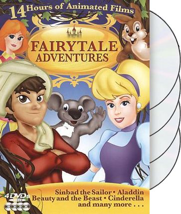 The Fairy-Tale Adventures