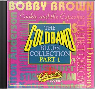 Goldband Blues Collection, Part 1