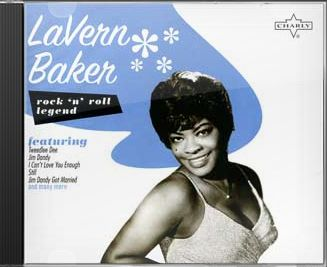 Charly Rock 'n' Roll Legends: LaVern Baker