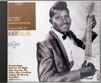 Charly Blues Masterworks, Volume 7: Albert Collins
