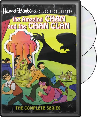 The Amazing Chan and the Chan Clan - Complete