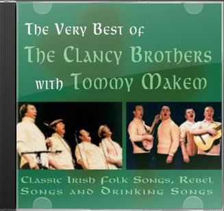 The Very Best of The Clancy Brothers with Tommy