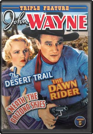 Volume 5 (The Desert Trail / The Dawn Rider /