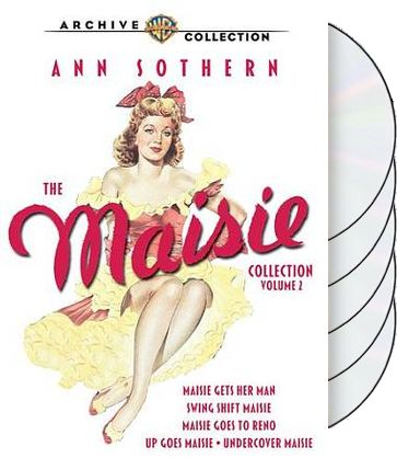 The Maisie Collection, Volume 2 (5-Disc)
