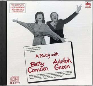 A Party with Betty Comden & Adolph Green [1977]