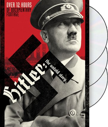 The Third Reich: The Untold Story (3-DVD)