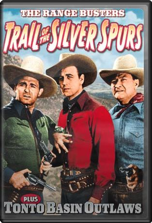 Trail of the Silver Spurs (1941) / Tonto Basin