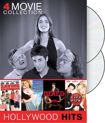 Hollywood Hits 4-Movie Collection (Saving