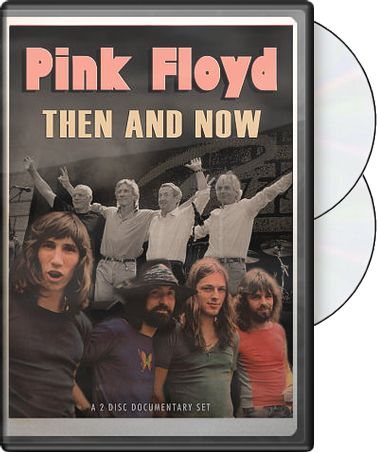 Then and Now (2-DVD)