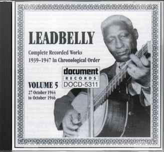 Complete Recorded Works, Volume 5 (1939-1947)