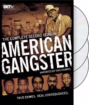 American Gangster - Complete 2nd Season (3-DVD)