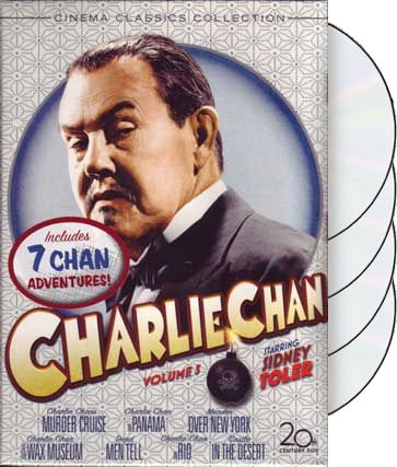 Volume 5 (Charlie Chan At The Wax Museum / Murder