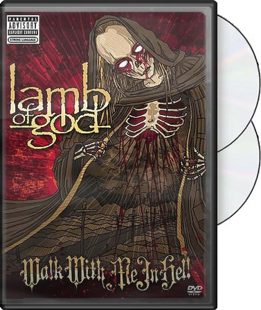 Walk With Me In Hell (2-DVD)
