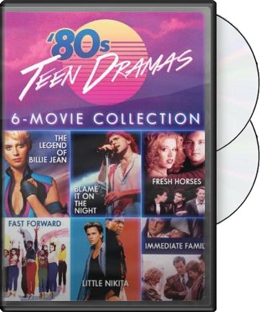 '80s Teen Dramas - 6-Movie Set (2-DVD)
