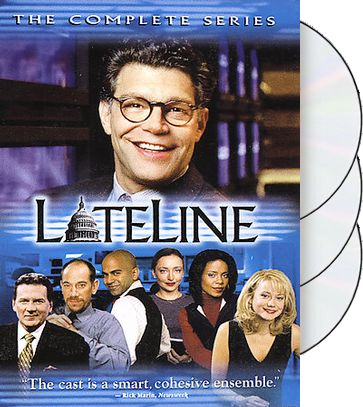 Lateline - The Complete Series (3-DVD)