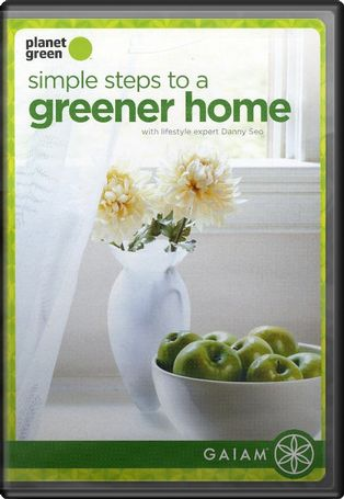 Simple Steps to a Greener Home with Danny