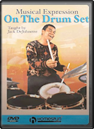 Jack DeJohnette Teaches Musical Expression on the