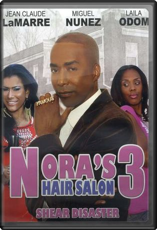 Nora 39 s hair salon 3 shear disaster dvd 2011 starring for Nora s hair salon 2