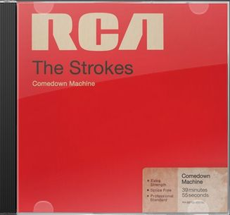 The Strokes Comedown Machine Cd 2013 Rca Oldies Com