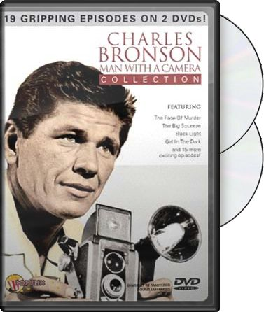 Man with a Camera (2-DVD)