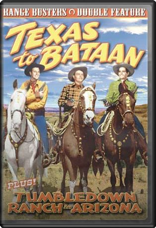 Texas To Bataan (1942) / Tumbledown Ranch In