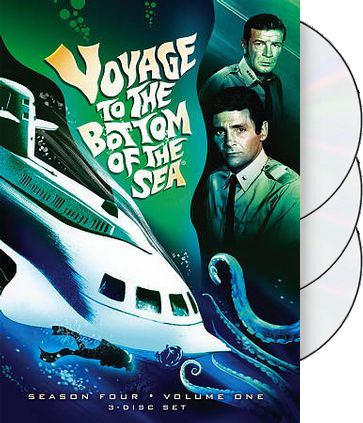 Season 4 - Volume 1 (3-DVD)