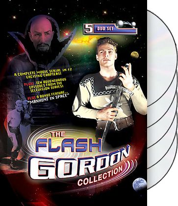 Flash Gordon (5-DVD)