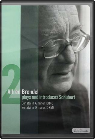 Alfred Brendel Plays and Introduces Schubert: