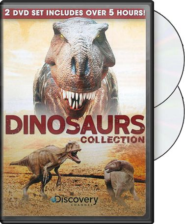 Dinosaurs Collection (2-DVD)
