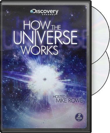 Discovery Channel - How the Universe Works (2-DVD)