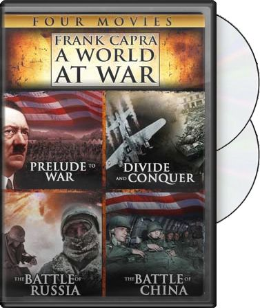Frank Capra: A World at War (2-DVD)