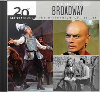 The Best of Broadway - 20th Century Masters /