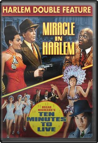 Harlem Double Feature: Miracle In Harlem (1948) /