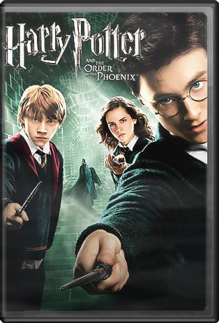 Harry Potter and the Order of the Phoenix (Full