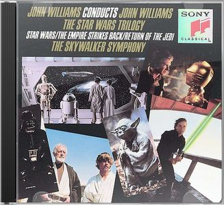John Williams Conducts John Williams The Star