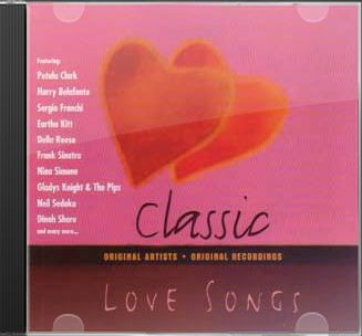 Classic Love Songs (3-CD Set)