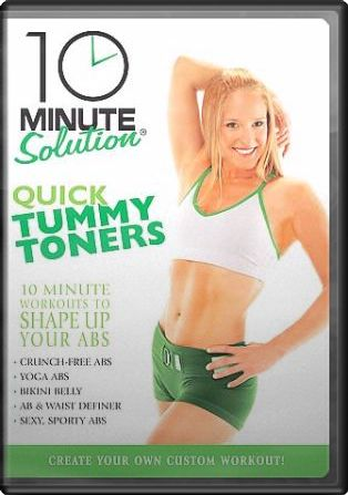 Quick Tummy Toners