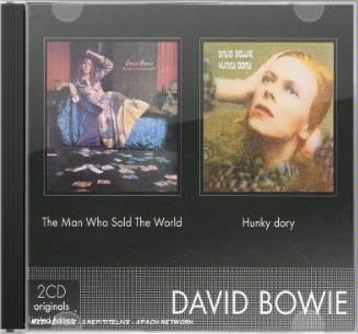 The Man Who Sold The World / Hunky Dory (2-CD)
