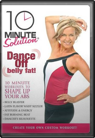 Dance Off Belly Fat