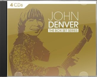 John Denver The Box Set Series 4 Cd 2014 Imports