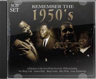 Remember the 1950's (3-CD)