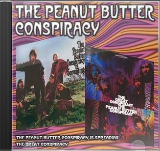 The Peanut Butter Conspiracy Is Spreading / The
