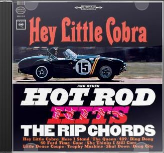 Hey Little Cobra and Other Hot Rod Hits [Bonus