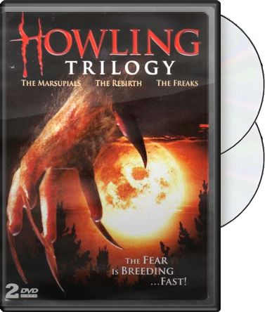 Howling Trilogy (The Marsupials / The Rebirth /